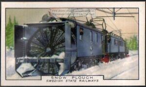 Swedish-State-Railways-Snow-Plow-80-Y-O-Ad-Trade-Card
