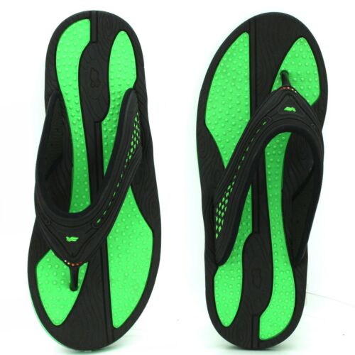 Comfort Cushion Arch Support Flip Flops for Men /& Women by Gold Pigeon Shoes