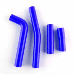 Silicone Radiator Hose for YAMAHA YZ400F//WR400F//YZ426F//WR426F 1998-2002 BLUE