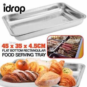 idrop-Flat-Bottom-Rectangular-Food-Serving-Tray-45-x-35-x-4-5cm