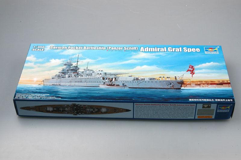 Trumpeter 1 350 05316 German Admiral Graf Spee