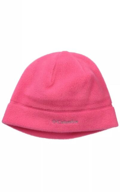 Buy Columbia Big Girls Youth Fast Trek Hat Punch Pink L xl online  6f76d17a8d37