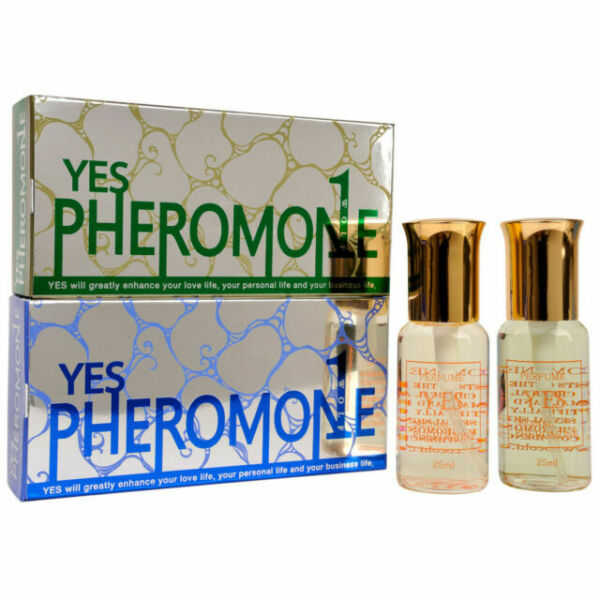 Yes Pheromone Perfume Cologne For Men To Attract Women for