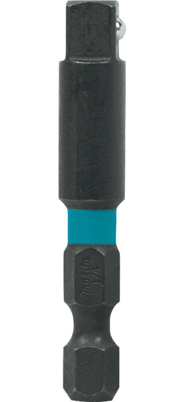 Makita A-97031 Impactx 1//4 x 6 Socket Adapter