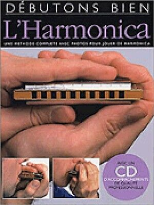 L'harmonica Debutons Bien Absolute Beginners Harmonica French Edit 014000948 Available In Various Designs And Specifications For Your Selection