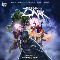 Justice League Dark Robert J. Kral Cd La-la Land Score Soundtrack Batman