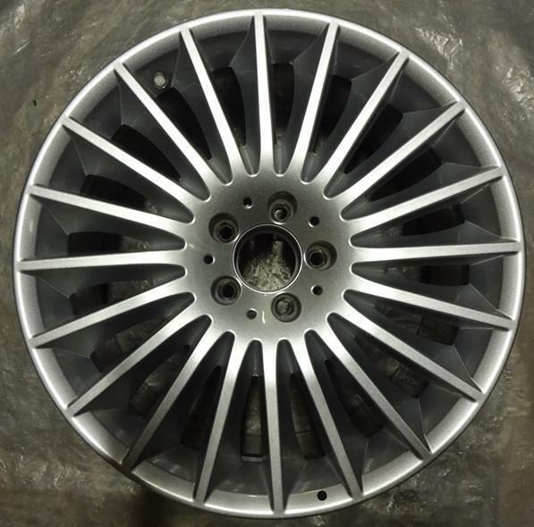 1 Orig. Mercedes-Benz Alliage 9,5jx19 Et43,5 A2224011602 CLASSE S W222 X222