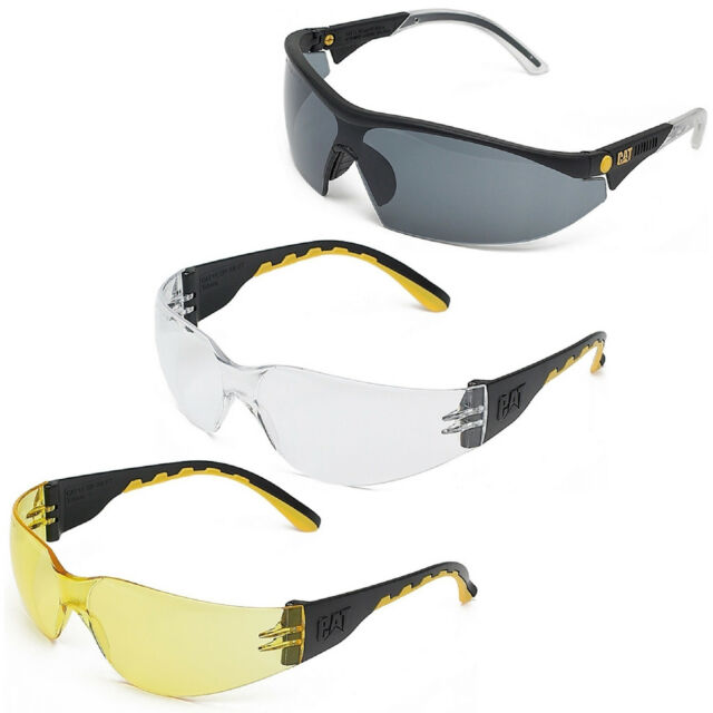 CAT Workwear Mens /& Womens//Ladies Digger protective safety glasses