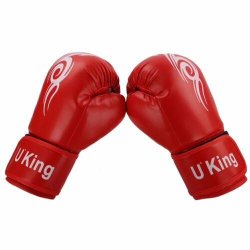 Gloves 6ft Filled Heavy Kick Boxing Standing Boxing Punch Bag Strength Training