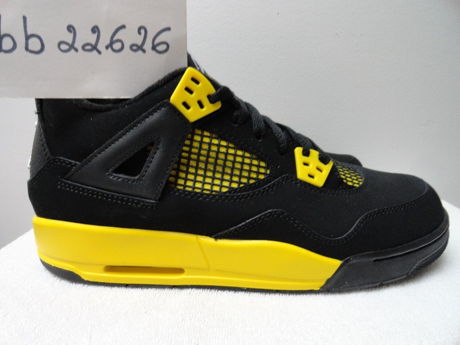 Nike air jordan 4 retrò 2012 taglia 7 nuovi nuovi nuovi in scatola 21457d