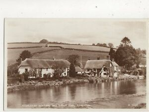 Bickleigh Cottage amp Trout Inn Tiverton Devon Vintage RP Postcard 556b - <span itemprop=availableAtOrFrom>Aberystwyth, United Kingdom</span> - I always try to provide a first class service to you, the customer. If you are not satisfied in any way, please let me know and the item can be returned for a full refund. Most purcha - Aberystwyth, United Kingdom