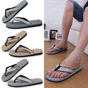 273ed6cd620 Men Boy Shoes Beach Home Flip Flops 2018 Summer Casual Sandals ...