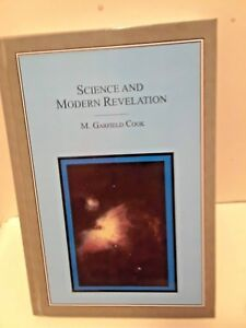 SCIENCE-AND-MODERN-REVELATION-by-M-Garfield-Cook-LDS-MORMON-BOOKS