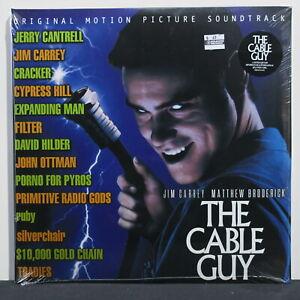 SOUNDTRACK-039-Cable-Guy-039-Silverchair-Cypress-Hill-RSD-Ltd-SPLATTER-Vinyl-2LP-NEW