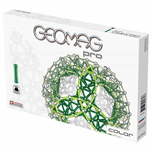 Geomag Geomag World PRO Metal Building KIT color 100 Pieces 064