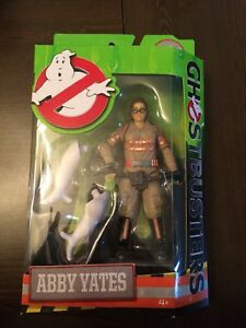 NEW Ghostbusters Abby Yates Action Figure Unopened 2016 new movie!