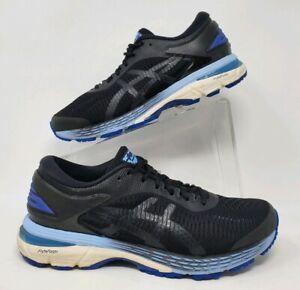 ASICS-Womens-Gel-Kayano-25-Black-Running-Shoes-Size-9