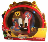 Disney Mickey Mouse Clubhouse Mickey's Party Band 10 Piece Set Music Instrume...