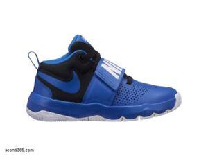 detailed look 591d5 46181 Caricamento dell immagine in corso Nike-Scarpe-Team-Hustle-D-8-GS-Junior-