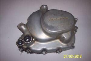 79-HONDA-XR185-XR-185-A-OEM-CLUTCH-COVER-ENGINE-GUARD-PROTECTOR