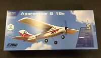 Brand Eflite Apprentice Trainer Airplane Replacement Airframe Air Frame