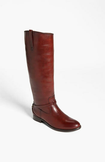 FRYE Lindsay Plate boot (redwood) women's size 6M - NEW IN BOX