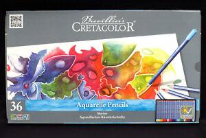 Cretacolor-Marino-36-Watercolour-Pencil-set-Transparent-Intense-Brilliant-colour