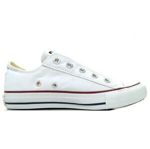 Converse Damen Schuhe Chucks All Star CT All Star Slip Weiß ...