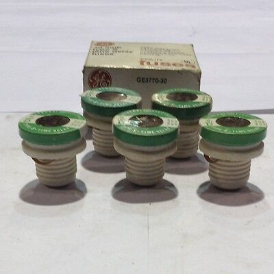 Tron Circuit Protection Time-Delay Type TL Fuse 30A 125V 5