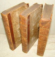 """Nathan Drake 1800 2nd &1804 1st in 3 Volume Set """"LITERARY HOURS"""""""