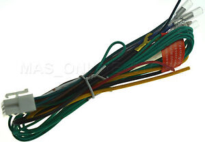 s l300 clarion max675vd max 675vd genuine power harness *pay today ships clarion max675vd wiring harness at et-consult.org