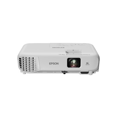 Epson EB-W05 WXGA 3300 Lumens Long Lasting Portable Projector