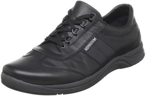 Randonnée Chaussures Oxford Cuir Marche Noir Homme De Mephisto q7wIX5