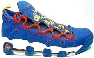Nike-Air-More-Money-NAUTICAL-REDUX-BLUE-WHITE-NAVY-RED-Uptempo-AR5396-400-Sz-9