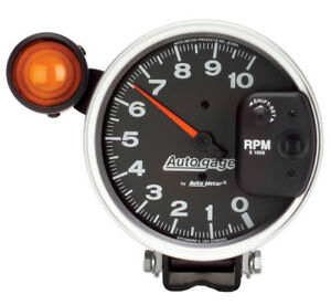 autogage auto meter 233904 monster shift lite tachometer for saleAutogage Tachometer Item Aut233911 The Auto Gage Tach Series Is One Of #3