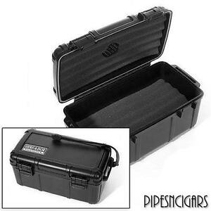 Herf-a-dor X15 Waterproof Travel 15 Cigar Humidor/Case by Humi-Care **NEW**