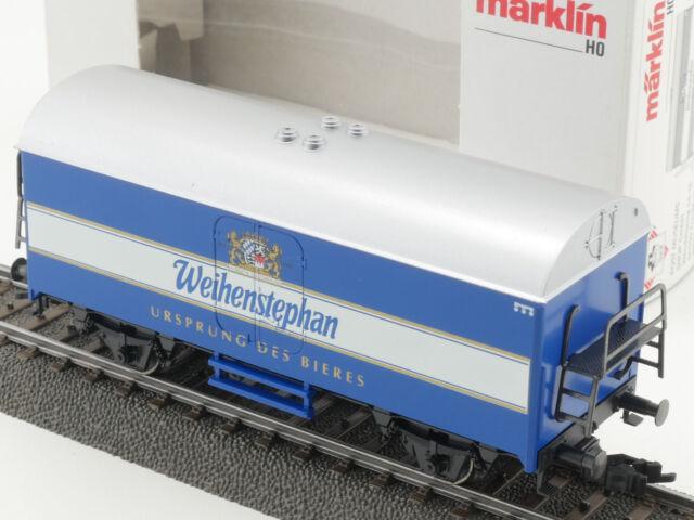 Märklin 94143 PMS 61-08 Bierwagen Weihenstephan KKK TOP! OVP 1608-06-93
