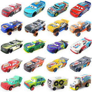 Disney-Pixar-Cars-3-McQueen-Jackson-Storm-Metal-Toy-Car-Model-Diecast-Boys-Gift