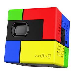 Sk smart beam art ic200c innoio innocube portable mini for Portable smart projector