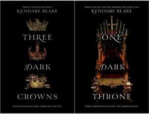 Image result for three dark crowns series