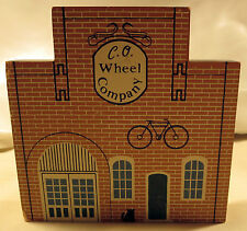 1988 The Cat's Meow Tradesman Series C.O. Wheel Company