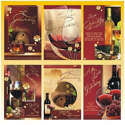 Kompetent 50 Geburtstagskarten Glückwunschkarten Grußkarten 519003 Hi Phantasie Farben