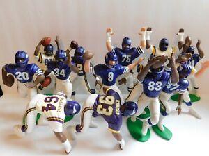 MINNESOTA VIKINGS 1988/1989/1990 NFL Starting lineup figures open/loose choose