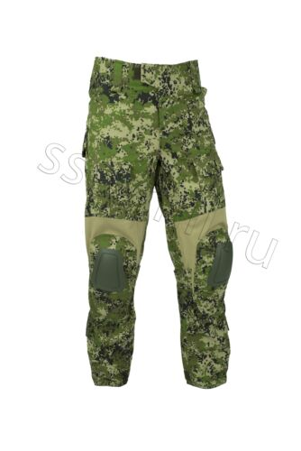 Military Trousers BDU Pants with Built in Knee Pads by SSO ALL SIZES SPOSN