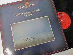 Vangelis-Chariots-Of-Fire-POLS1026-Vinyl-Lp-Record-Album-1980s