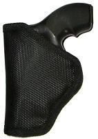 Usa Mfg Sticky Grip Holster 38 Special Taurus Ultra-lite Isp Isw Ccw Ultra Lite