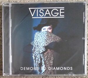 VISAGE-Demons-To-Diamonds-Cd-New-Sealed-David-Bowie-Steve-Strange-Fade-To-Grey