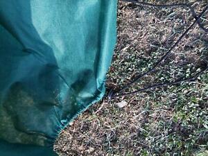 "HGmart Plant Cover Warm Worth Frost Blanket 0.95 oz 48/"" Hx 55/"" W Shrub Jacket"