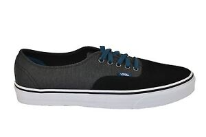 959f35f14b Image is loading Vans-AUTHENTIC-Dover-Herring-Black-Skateboarding-Discounted -460-