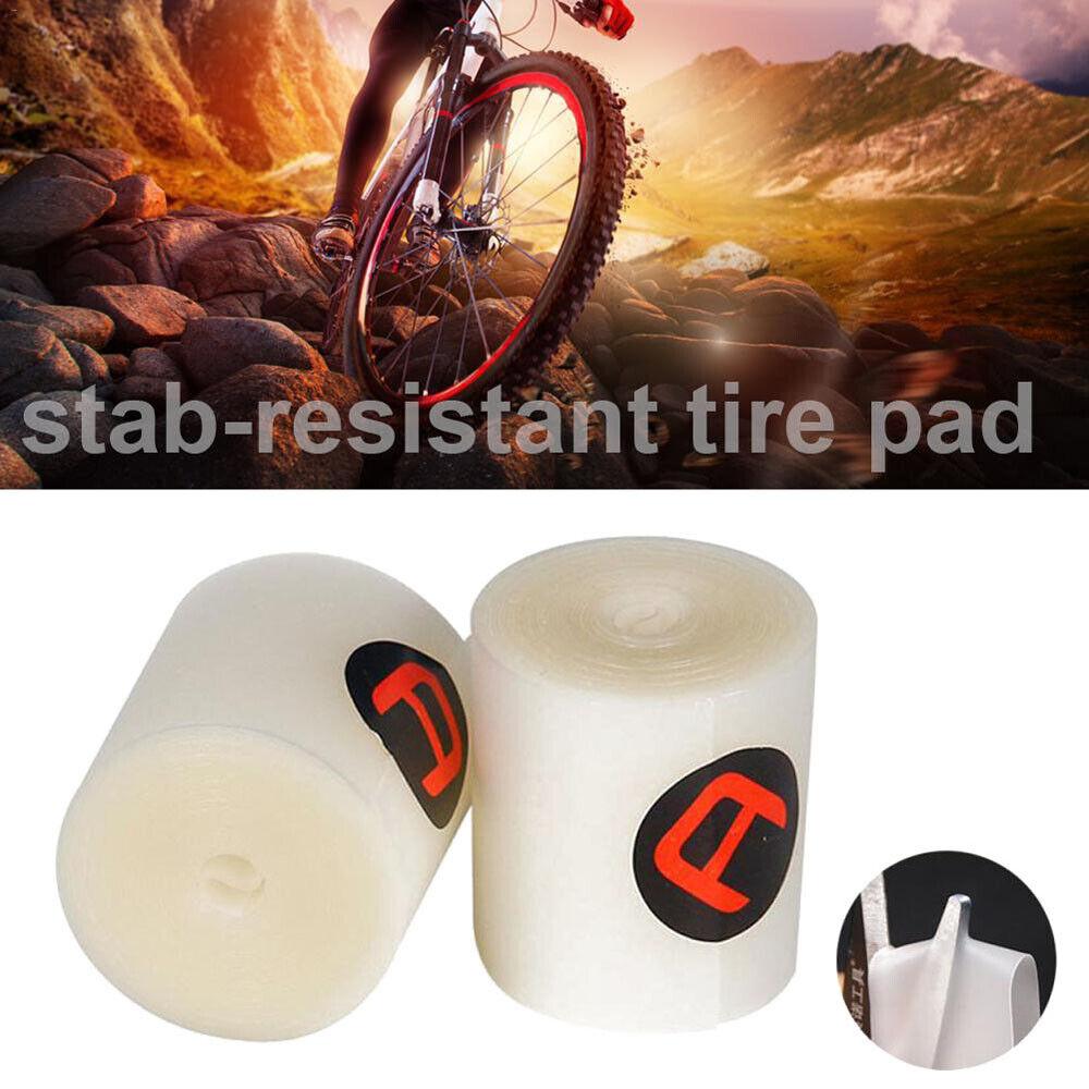 Anti Puncture Tape Pad Bike Inner Tube Kit Rim Liner Tire Bicycle Liner Hot U0J3